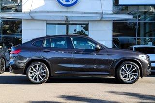 2019 BMW X4 G02 xDrive20i Coupe Steptronic M Sport Grey 8 Speed Automatic Wagon.