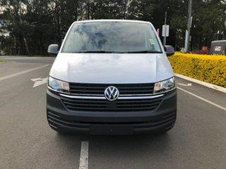 2021 Volkswagen Transporter T6.1 MY21 TDI340 SWB DSG Silver 7 Speed Sports Automatic Dual Clutch Van.