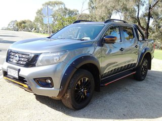 2020 Nissan Navara D23 S4 MY20 N-TREK Grey 7 Speed Sports Automatic Utility.
