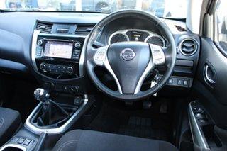 2017 Nissan Navara D23 S2 ST White 6 Speed Manual Utility