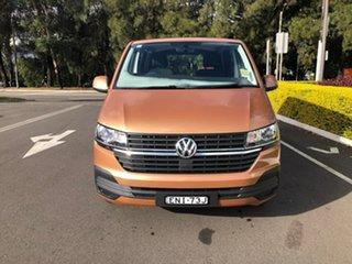 2020 Volkswagen Transporter T6.1 MY21 TDI340 SWB DSG Bronze 7 Speed Sports Automatic Dual Clutch Van.