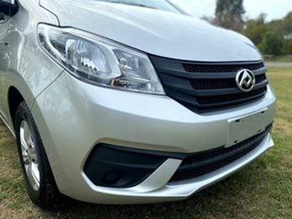 2019 LDV G10 SV7C Silver 6 Speed Sports Automatic Van