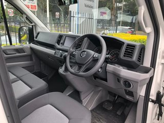 2020 Volkswagen Crafter SY1 MY20 Minibus MWB FWD TDI410 White 8 Speed Automatic Bus