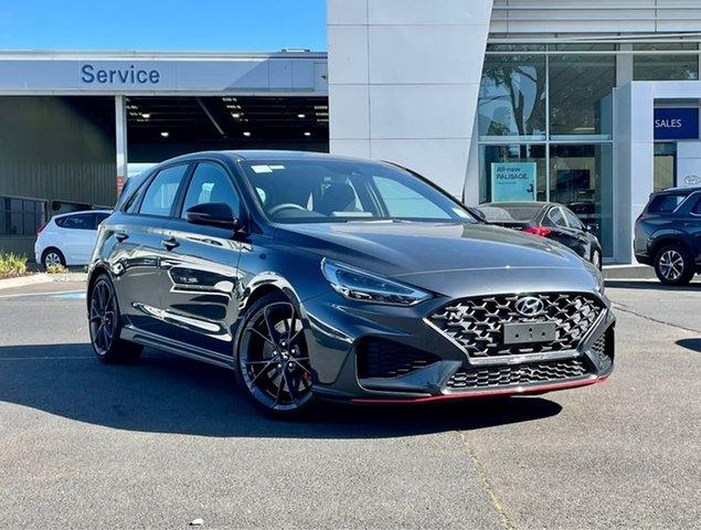 New Hyundai i30 Pde.v4 MY22 N D-CT South Melbourne, 2021 Hyundai i30 Pde.v4 MY22 N D-CT Yg7 8 Speed Sports Automatic Dual Clutch Hatchback