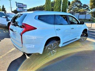 2016 Mitsubishi Pajero Sport QE MY16 GLX White 8 Speed Sports Automatic Wagon.