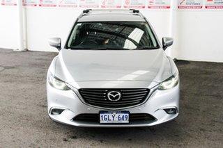 2016 Mazda 6 6C MY15 Touring 6 Speed Automatic Wagon.