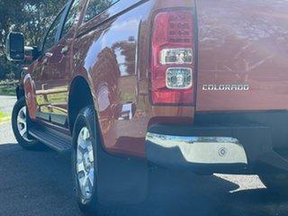 2014 Holden Colorado RG MY14 LTZ Crew Cab 4x2 Orange 6 Speed Sports Automatic Utility