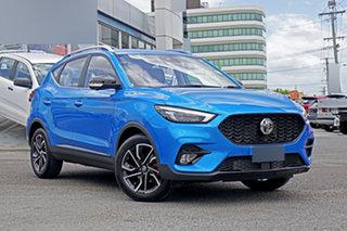 2021 MG ZST MY21 Essence Blue 6 Speed Automatic Wagon.