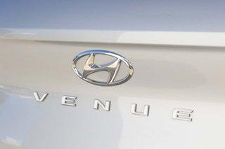 2020 Hyundai Venue QX MY20 Go Silver 6 Speed Automatic Wagon