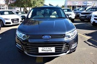 2011 Ford Territory SZ Titanium Seq Sport Shift Blue 6 Speed Sports Automatic Wagon