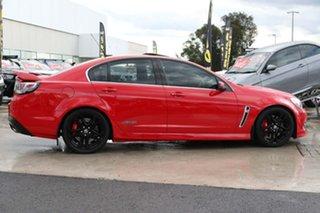 2016 Holden Commodore VF II MY16 SS V Redline Red Hot 6 Speed Sports Automatic Sedan.
