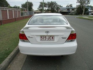 2005 Toyota Camry ACV36R MY06 Altise Limited White 4 Speed Automatic Sedan