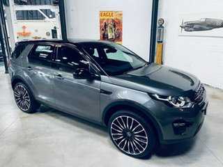 2015 Land Rover Discovery Sport L550 16MY HSE Grey 9 Speed Sports Automatic Wagon