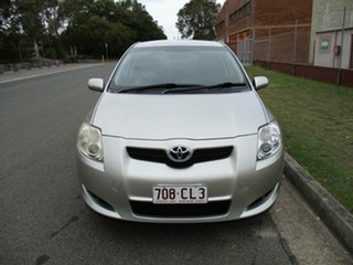 2007 Toyota Corolla ZRE152R Levin SX Silver 6 Speed Manual Hatchback.