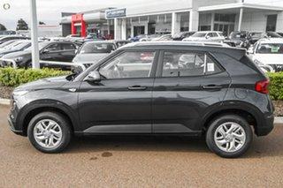 2021 Hyundai Venue QX.V3 MY21 Grey 6 Speed Automatic Wagon