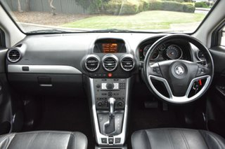 2013 Holden Captiva CG MY13 5 AWD LTZ White 6 Speed Sports Automatic Wagon.