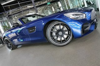 2019 Mercedes-Benz AMG GT R190 809MY SPEEDSHIFT DCT Blue 7 Speed Sports Automatic Dual Clutch.