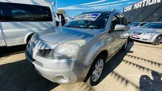 2008 Renault Koleos H45 Dynamique Silver 1 Speed Constant Variable Wagon