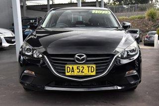 2014 Mazda 3 BM5278 Maxx SKYACTIV-Drive Black 6 Speed Sports Automatic Sedan
