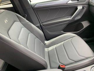 2020 Volkswagen Tiguan 5N MY21 162TSI Highline DSG 4MOTION Allspace Blue 7 Speed