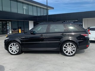 2013 Land Rover Range Rover Sport L494 MY14 SE Black 8 Speed Sports Automatic Wagon
