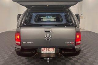 2018 Volkswagen Amarok 2H MY18 TDI550 4MOTION Perm Sportline Indium Grey 8 speed Automatic Utility