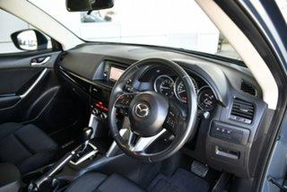 2014 Mazda CX-5 KE1031 MY14 Maxx SKYACTIV-Drive AWD Sport Blue 6 Speed Sports Automatic Wagon