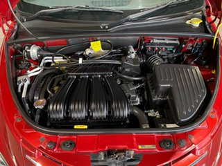 2007 Chrysler PT Cruiser PG MY2007 Touring Red 5 Speed Manual Convertible