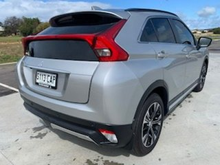 2019 Mitsubishi Eclipse Cross YA MY19 Exceed 2WD Silver 8 Speed Constant Variable Wagon