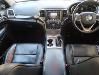 2017 Jeep Grand Cherokee WK MY17 Overland Grey 8 Speed Sports Automatic Wagon