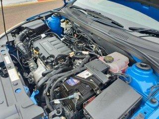 2012 Holden Cruze JH Series II MY12 SRi-V Blue 6 Speed Sports Automatic Sedan