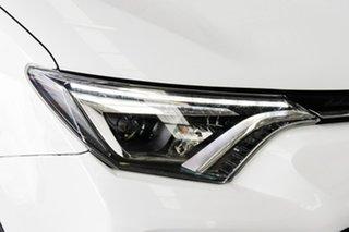 2016 Toyota RAV4 ASA44R MY16 GX (4x4) Glacier White 6 Speed Automatic Wagon