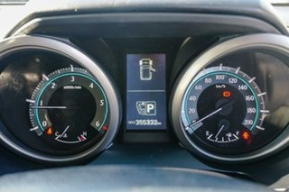 2009 Toyota Landcruiser Prado KDJ150R VX White 5 Speed Sports Automatic Wagon