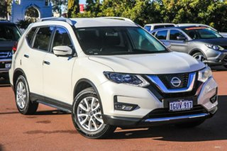 2019 Nissan X-Trail T32 Series II ST-L X-tronic 2WD White 7 Speed Constant Variable Wagon.