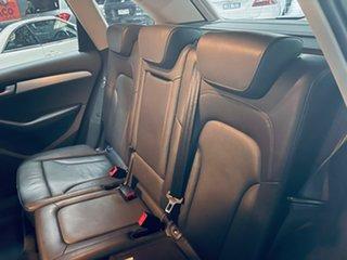 2012 Audi Q5 8R MY12 TDI S Tronic Quattro White 7 Speed Sports Automatic Dual Clutch Wagon