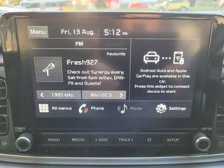 2021 Kia Rio YB MY21 S White 6 Speed Automatic Hatchback