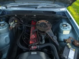 1979 Holden Commodore VB SL Blue 3 Speed Automatic Sedan