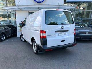 2014 Volkswagen Transporter T5 MY14 TDI400 SWB DSG White 7 Speed Sports Automatic Dual Clutch Van.