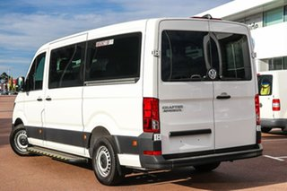 2020 Volkswagen Crafter SY MY21 TDI410 MWB FWD 12 Seater Candy White Mini-bus 2.0l FWD.