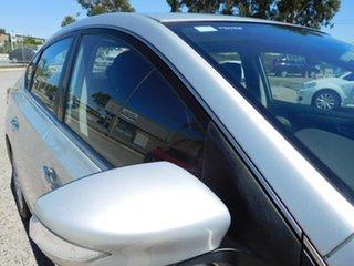 2013 Nissan Pulsar B17 ST Silver 1 Speed Constant Variable Sedan