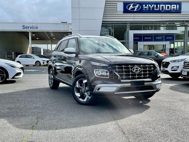 New Hyundai Venue QX.V3 MY21 Elite South Melbourne, 2021 Hyundai Venue QX.V3 MY21 Elite Nk3 6 Speed Automatic Wagon