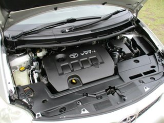 2007 Toyota Corolla ZRE152R Levin SX Silver 6 Speed Manual Hatchback