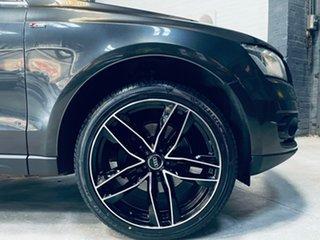 2009 Audi Q5 8R MY10 TDI S Tronic Quattro Grey 7 Speed Sports Automatic Dual Clutch Wagon.