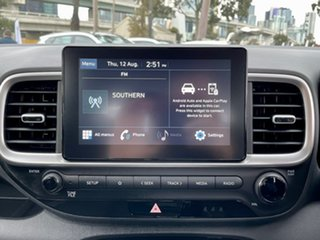 2021 Hyundai Venue QX.V3 MY21 Rs5 6 Speed Automatic Wagon