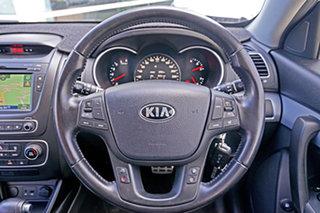 2013 Kia Sorento XM MY13 SLi 4WD White 6 Speed Sports Automatic Wagon