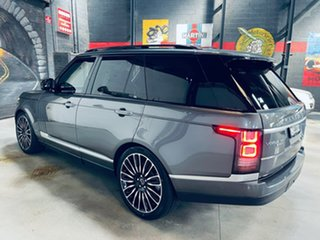 2014 Land Rover Range Rover L405 15.5MY Vogue SE Grey 8 Speed Sports Automatic Wagon