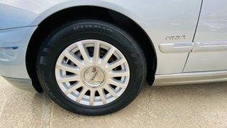 2005 Ford Fairlane BA Mk II Ghia Silver 4 Speed Sports Automatic Sedan