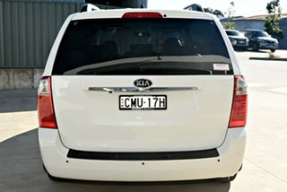 2013 Kia Grand Carnival VQ MY13 Platinum White 6 Speed Sports Automatic Wagon
