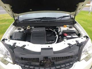 2012 Holden Captiva CG Series II 5 White Sports Automatic Wagon