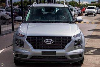 2021 Hyundai Venue QX.V3 MY21 Active Silver 6 Speed Automatic Wagon.